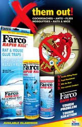 Farco Rapid Kill Poster by innografiks