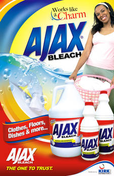 Ajax Bleach Poster