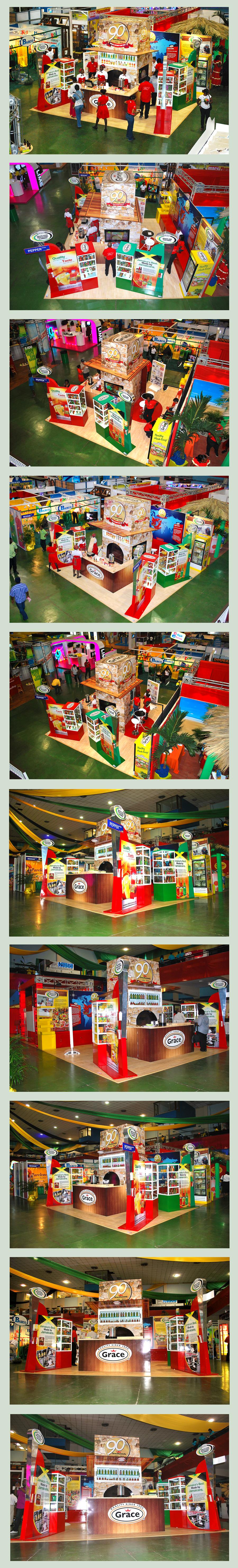 Grace_JMA_JEA_Expo Booth by innografiks
