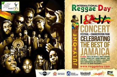 IRD Concert Flyer 2012