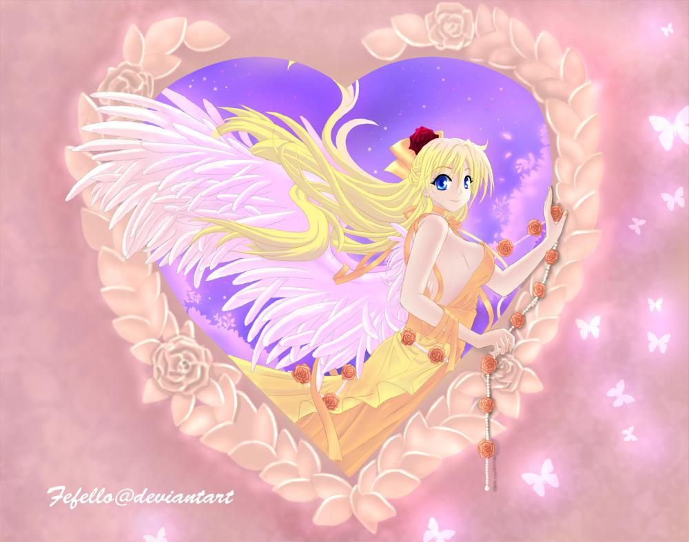 Princess Venus by beside-XIV