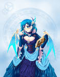 SteamPunk Sailor Mercury