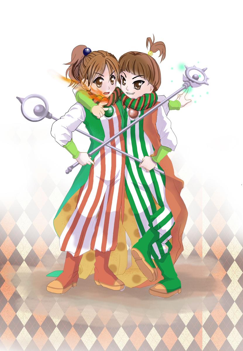 Twin Cast