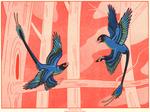 Microraptor Squabble