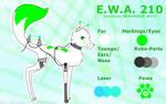 E.W.A. Sheet