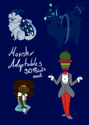 Moster Point Adoptables