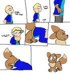 Evan Backstory Comic
