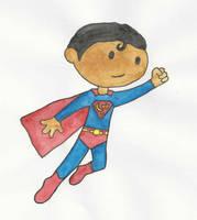 2013-05-09 - Superboy - couleur by LostInBrittany