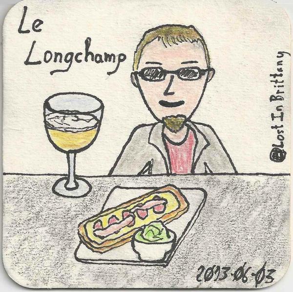 Séb au Longchamp