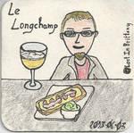 Seb au Longchamp