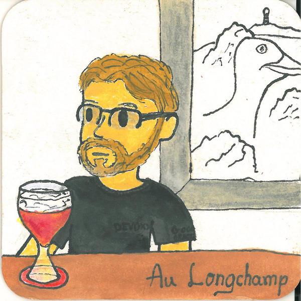 Fred au Longchamp
