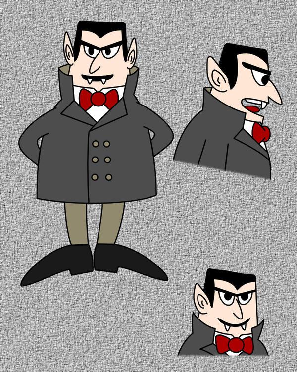 Anna the Vampire Hunter - Vampire character study
