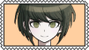 Komaru Naegi Stamp by craftHayley44