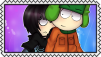 NEW! Chris x Kyle Stamp by craftHayley44