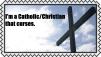 I'm a Catholic / Christian that curses by craftHayley44