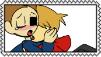 Tom X Tord Stamp
