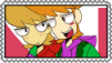Tord X Matt Stamp by craftHayley44