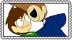 Tom X Edd Stamp by craftHayley44