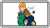 Tom x Matt stamp