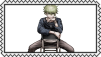 Rantaro Amami Stamp by craftHayley44