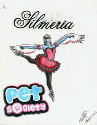 Silmeria: Black Swan Theme by Xepher06