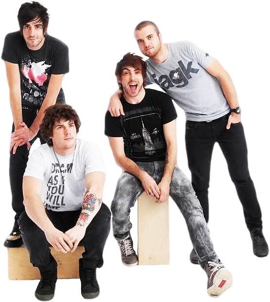 Transparent All Time Low by transparentbands on DeviantArt
