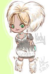 Kady by nadienne