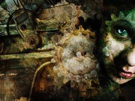 Rusty Hours by AliceInDarkland