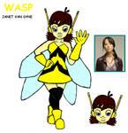 Wasp by DANJAMESV