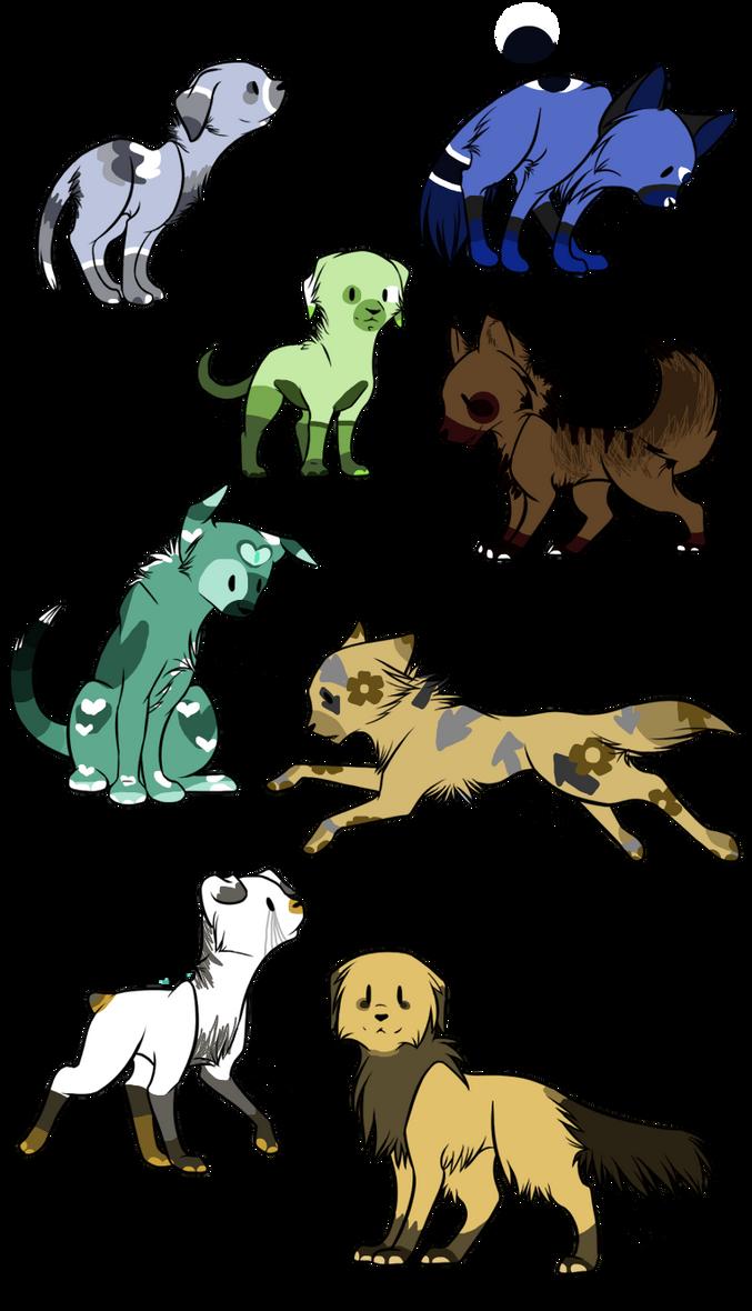 Chibi Dog - Viewing Gallery