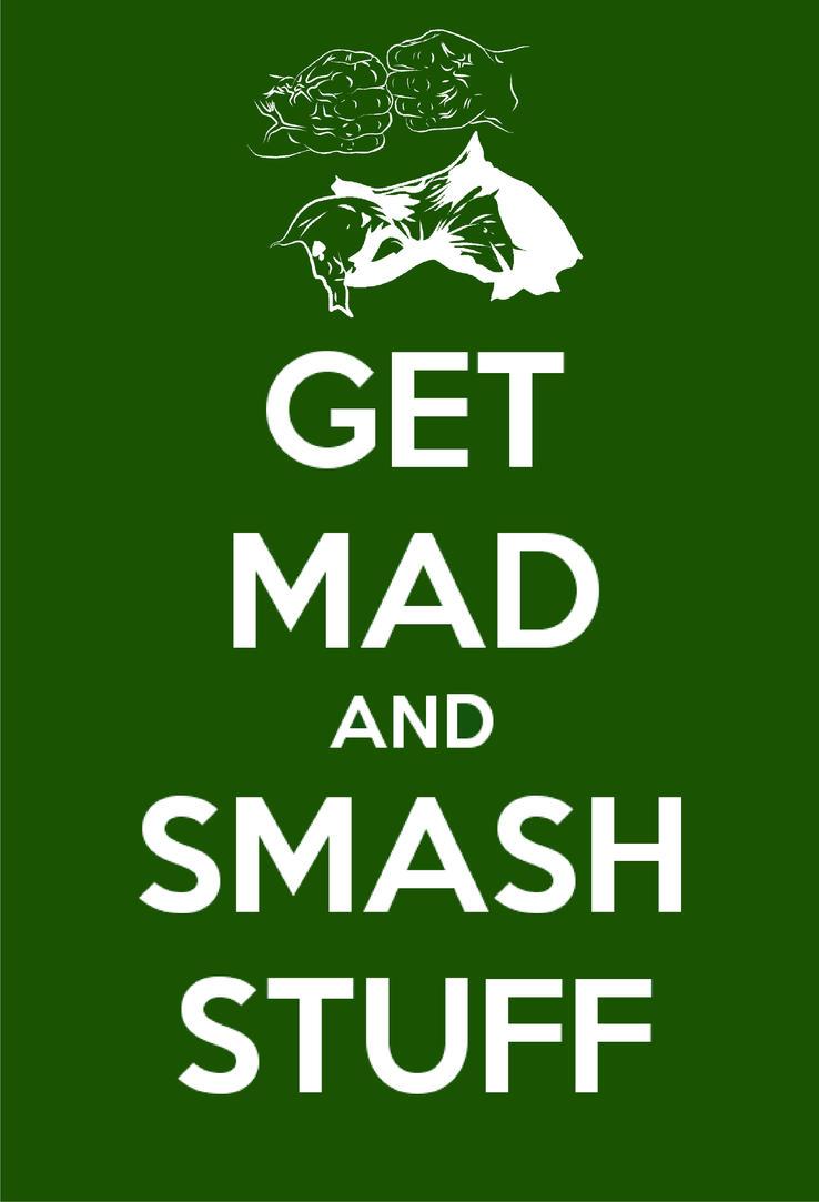 Hulk Quotes Keep Calm Avengers  Hulkhyperknux On Deviantart