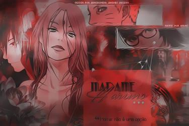 Madame haruno (capa) by skylersx
