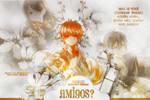 amigos (capa) by skylersx