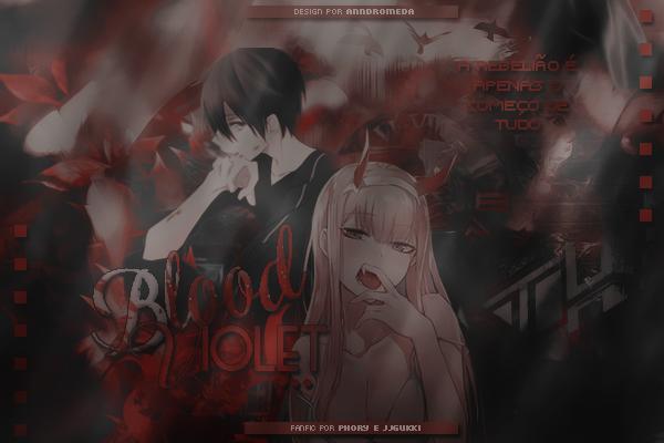 blood violet (capa) by skylersx