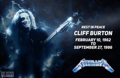 Cliff Burton Tribute 2018