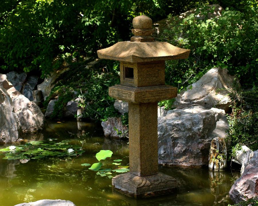 Japanese Garden by Jewel-Firefly