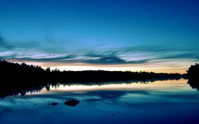 Night Sky over Vismen