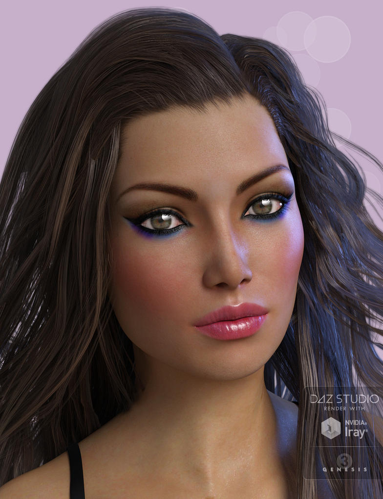 VHP3D Angelique by GodinProductions