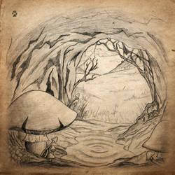 Blawits Cave by Ulvgar