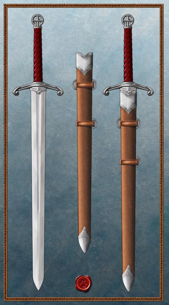 The longsword