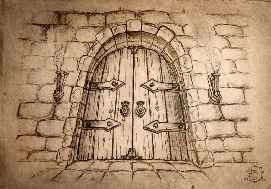 Locked Door by Ulvgar ... & Locked Door by Ulvgar on DeviantArt