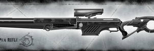 Sniper Rifle by Ulvgar