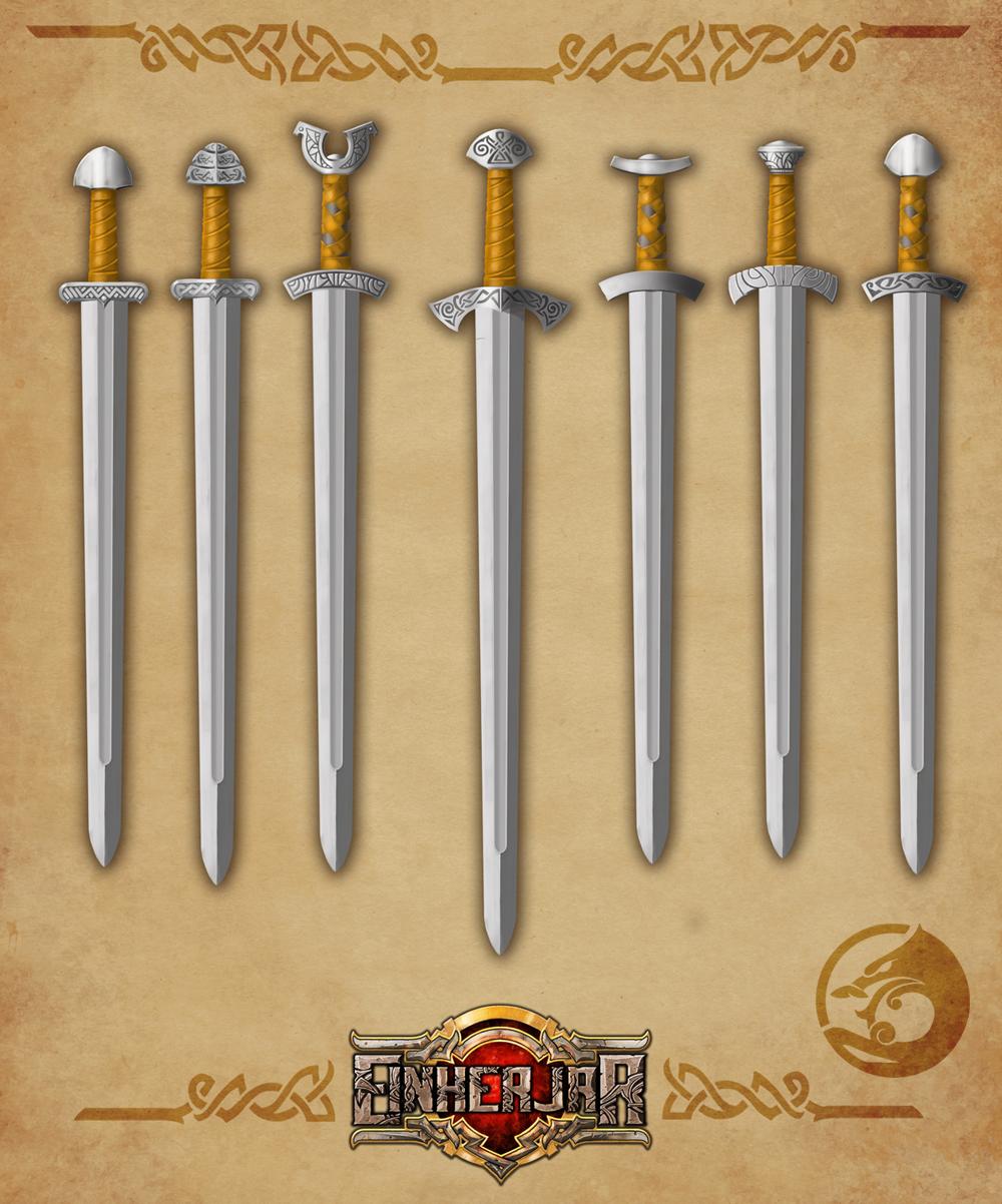 Swords by Ulvgar
