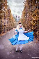 Timeless Wonderland - Alice Liddell by CorneliaGillmann