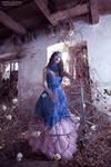Spinning webs of sorrow - sleeping beauty, briar
