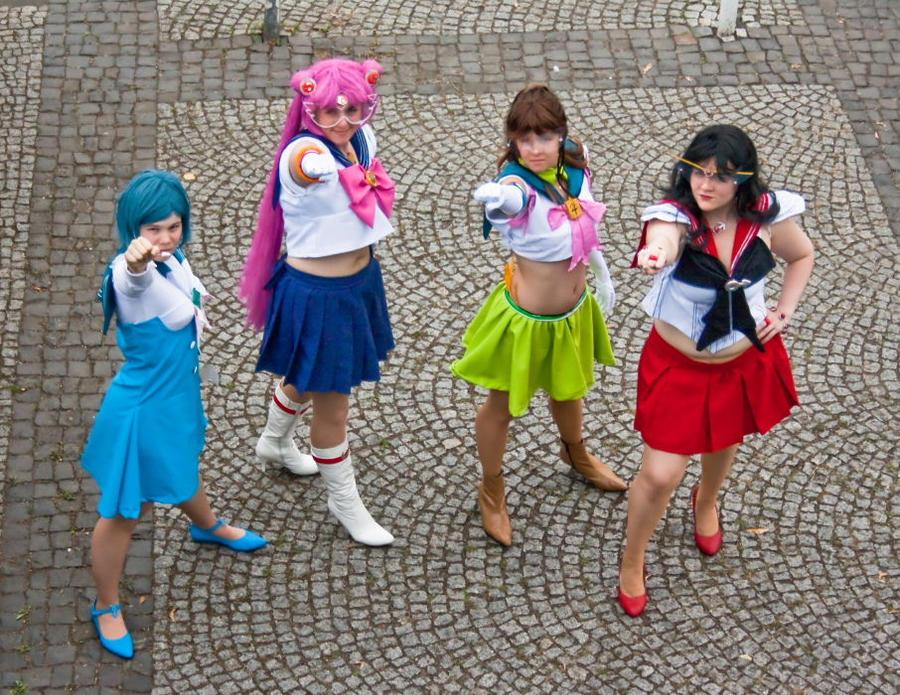 DeviantArt: More Artists Like Sailor Moon - Concept Art by Lakonnia