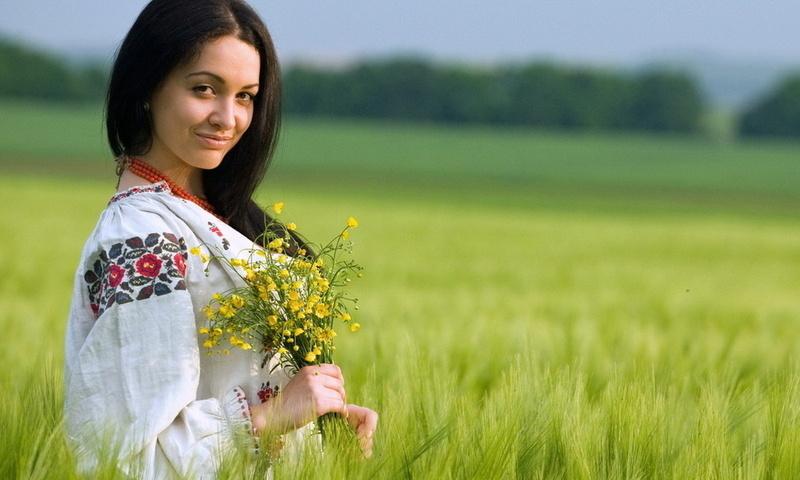 русские фото на природе