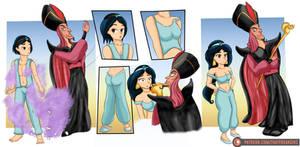 Jafar's Quest For Jasmine (TG)