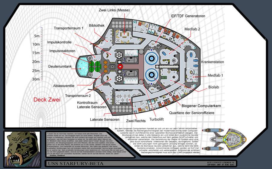 Nova Deck Plans 02 By Damon1984 On DeviantArt