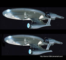 The new... old Enterprise